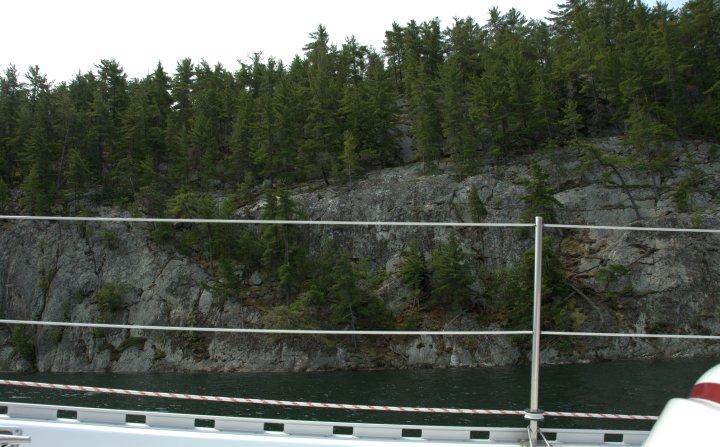 fjord entrance