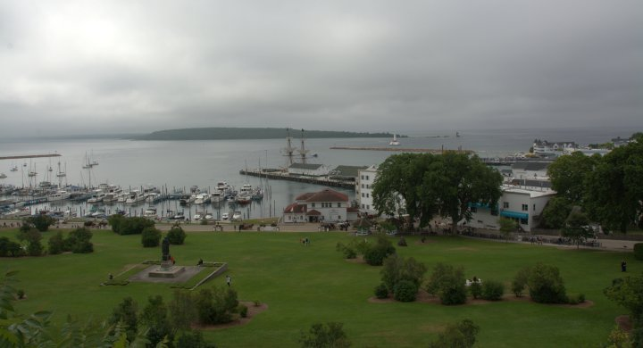 mac view from fort
