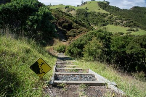 2016 04 02 Sail Day 4 Urupukapuka Hike to Te Hoanga Pt-123