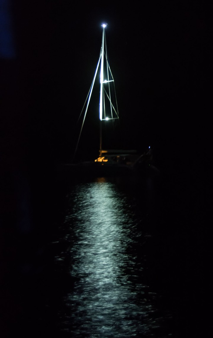 2016 04 02 Sail Nt 4 Anchorage Otaio Bay-6