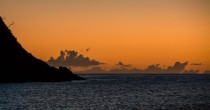 2016 04 03 Sail Nt 5 Anchorage Whangamumu Sunset-117
