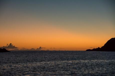 2016 04 03 Sail Nt 5 Anchorage Whangamumu Sunset-118