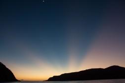 2016 04 03 Sail Nt 5 Anchorage Whangamumu Sunset-128
