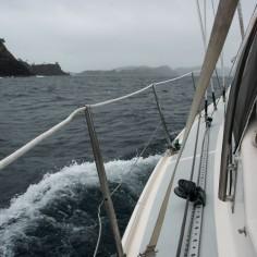 2016 04 10 Sail Day 12 Oke Bay to Whiorau Bay-16