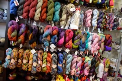 Lovely Yarn Shop