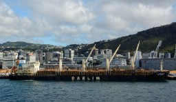 206 05 06 Ferry to Wellington (173)