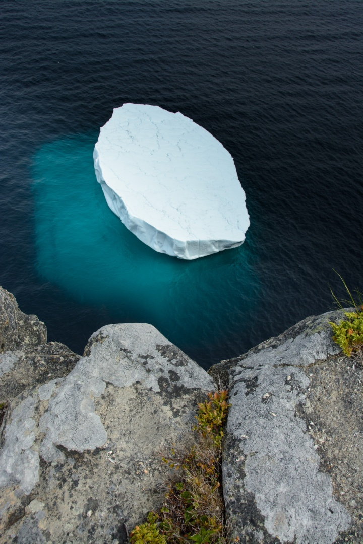 iceberg-from-above