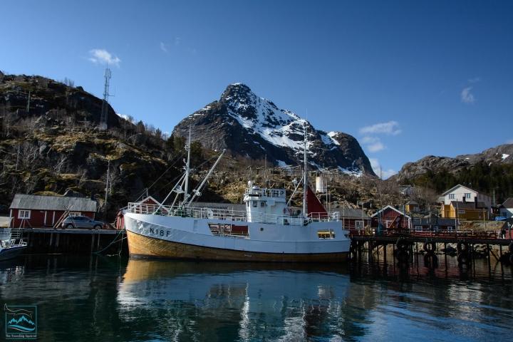 Norway 2017 Nusfjord fishing village-169